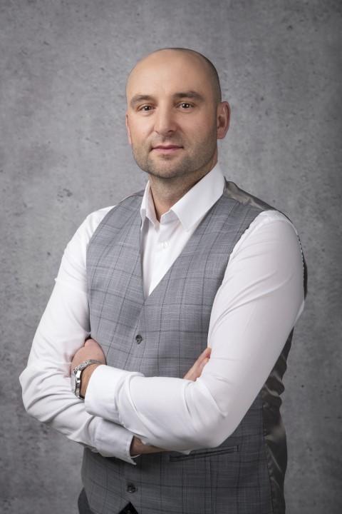 Dominik Jabłoński Specjalista Obszaru Sprzedaży Xerox