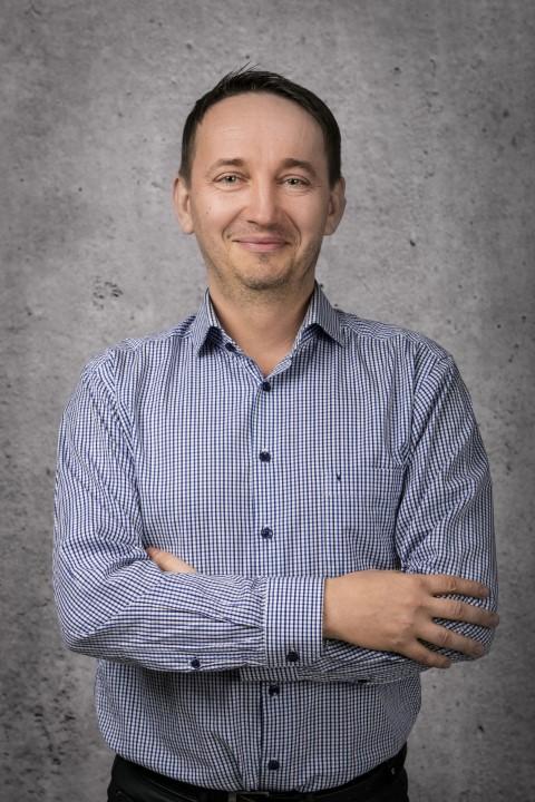 Łukasz Kosowski Specjalista Obszaru Sprzedaży Xerox