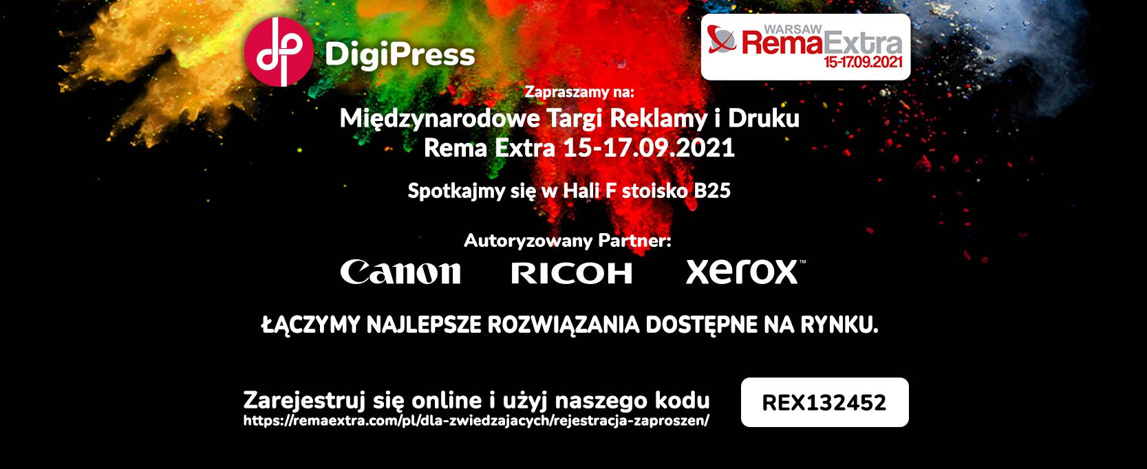 targi rema 2021 - digipress