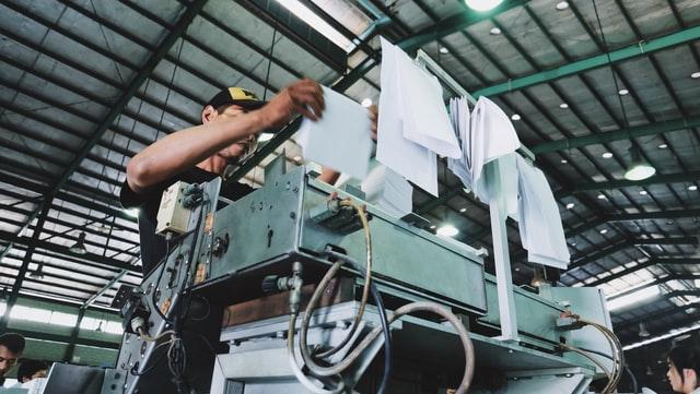 profesjonalne maszyny do poligrafii